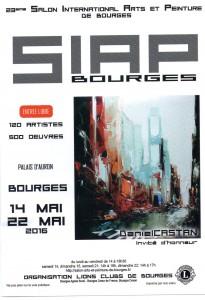 SIAP 23ème Salon de Bourges